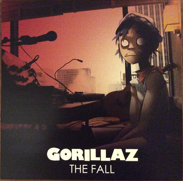 Gorillaz The Fall Vinyl