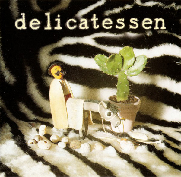 Delicatessen There's No Confusing Some People CD