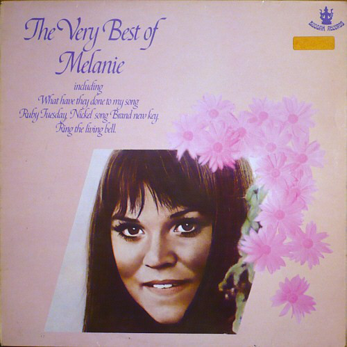 Melanie The Very Best Of Melanie Vinyl