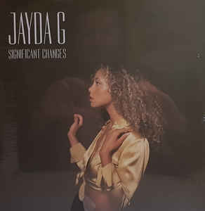 Jayda G Significant Changes CD