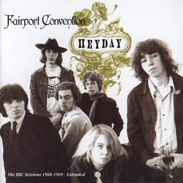Fairport Convention Heyday CD
