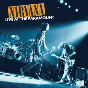 Nirvana Live At The Paramount  Vinyl
