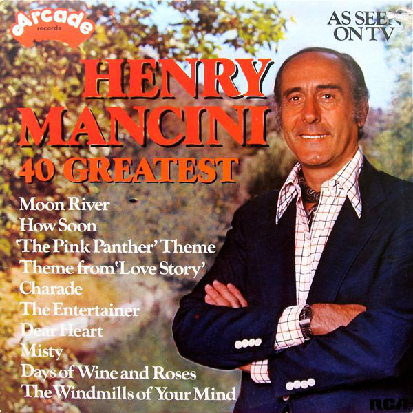 Mancini, Henry 40 Greatest