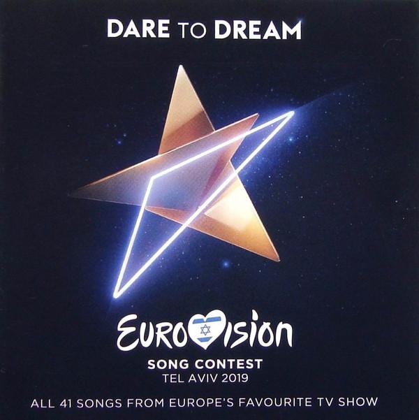 Various Eurovision Song Contest Tel Aviv 2019  CD