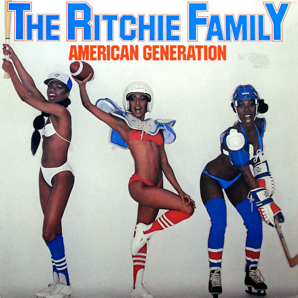 The Ritchie Family American Generation Vinyl