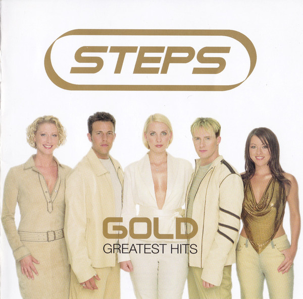 Steps Gold Greatest Hits CD