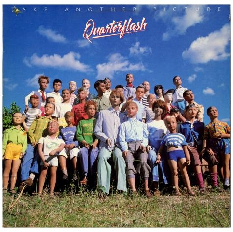 Quarterflash Take Another Picture Vinyl