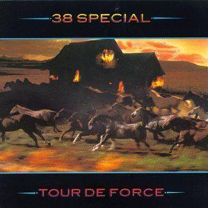 38 Special Tour De Force Vinyl