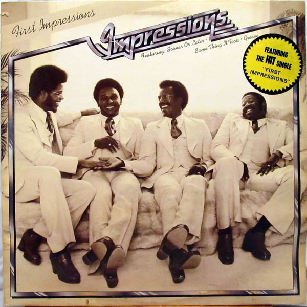 Impressions First Impressions Vinyl