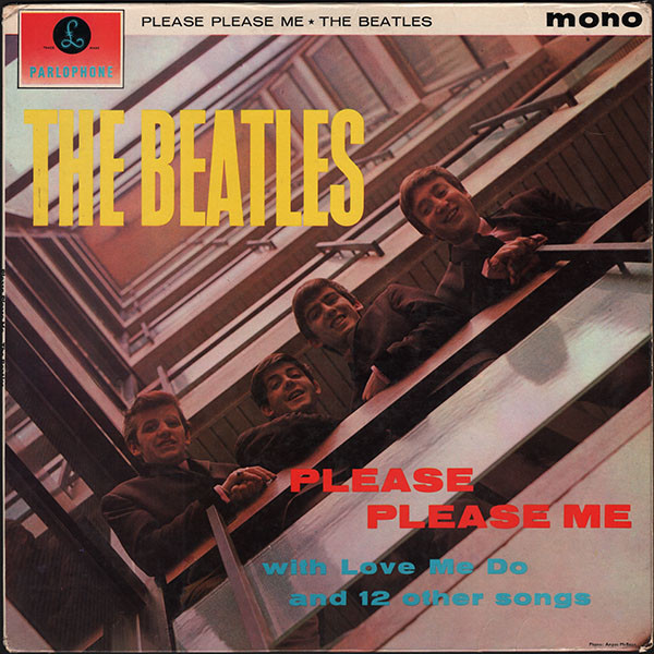 The Beatles Please Please Me