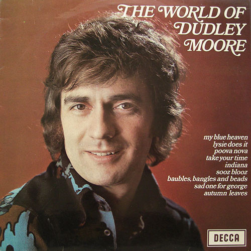 Moore, Dudley The World Of Dudley Moore Vinyl