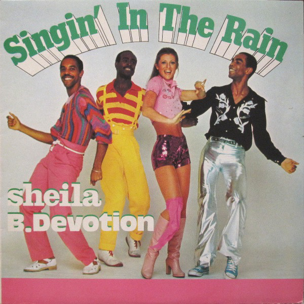 Sheila B. Devotion Singin' In The Rain Vinyl