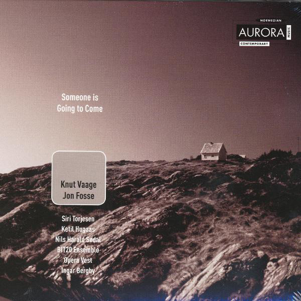 Vaage - Siri Torjesen, Ketil Hugaas, Nils Harald Sodal, BIT20 Ensemble, Ingar Berby Someone Is Going To Come CD