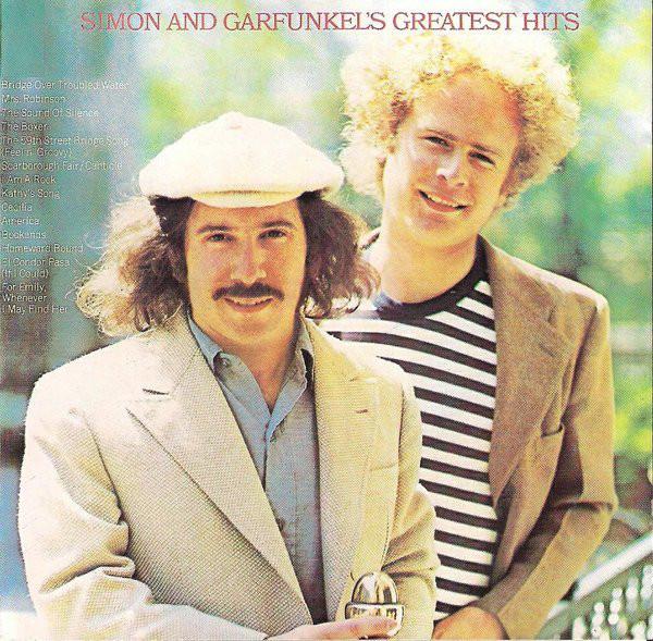 Simon And Garfunkel Simon And Garfunkel's Greatest Hits