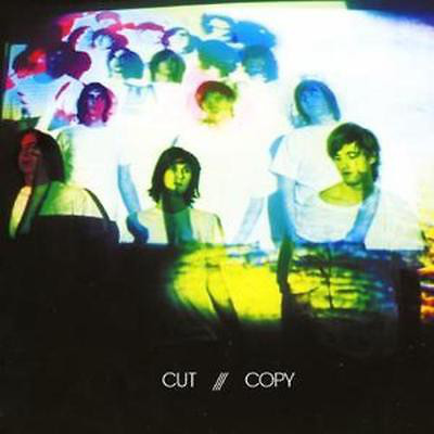 Cut /// Copy In Ghost Colours CD