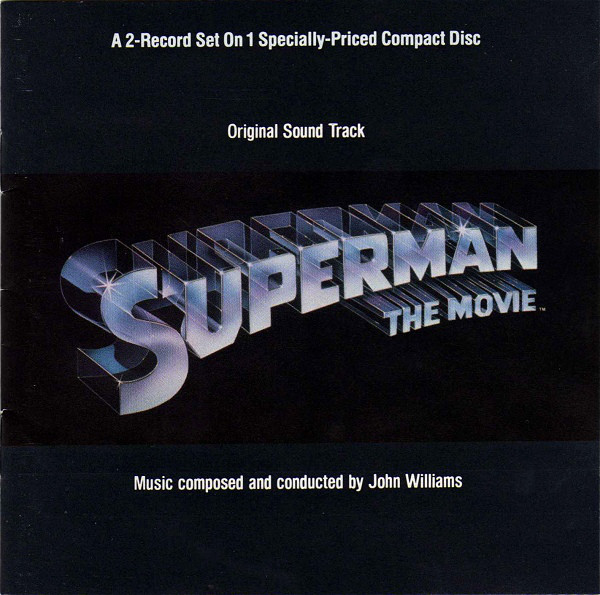 John Williams Superman The Movie (Original Sound Track)