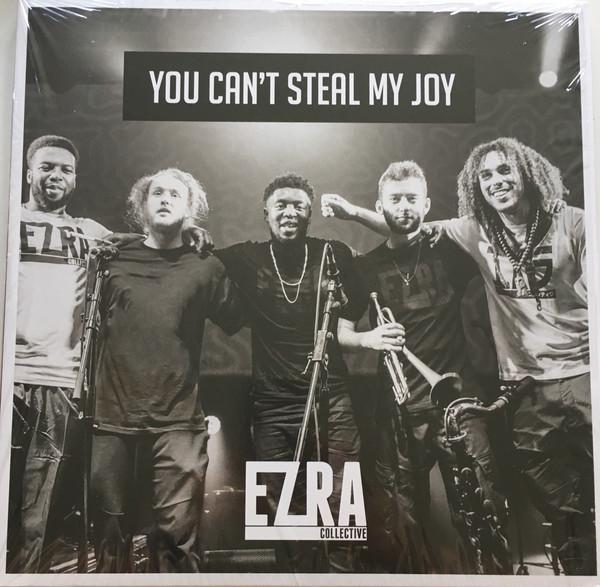 Ezra Collective You Can't Steal My Joy Vinyl