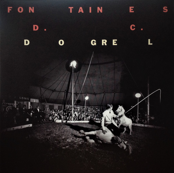 Fontaines D.C. Dogrel Vinyl
