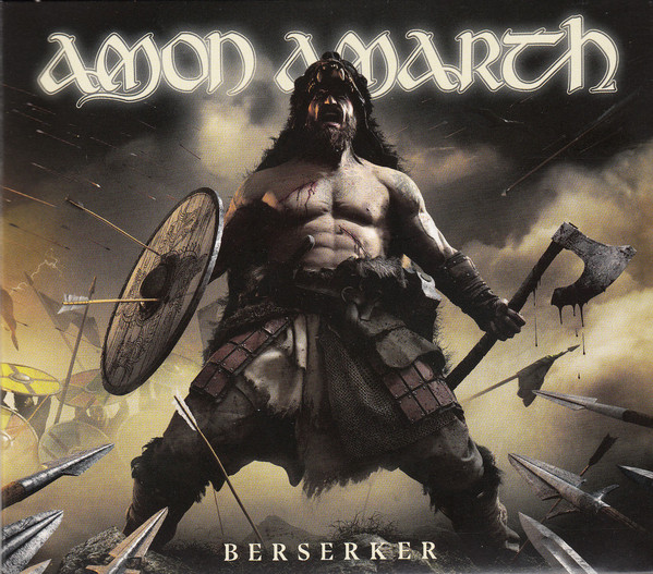 Amon Amarth Berserker CD