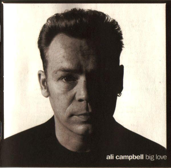 Ali Campbell Big Love CD