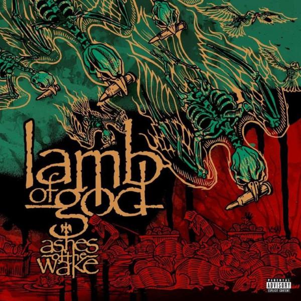 Lamb Of God Ashes Of The Wake Vinyl