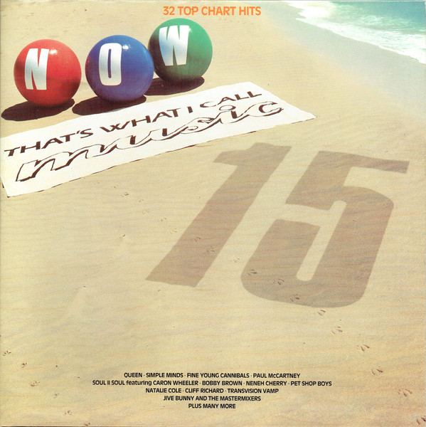 Various Artists Now That's What I Call Music 15 Vinyl