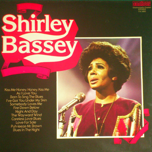 Bassey, Shirley Shirley Bassey Vinyl