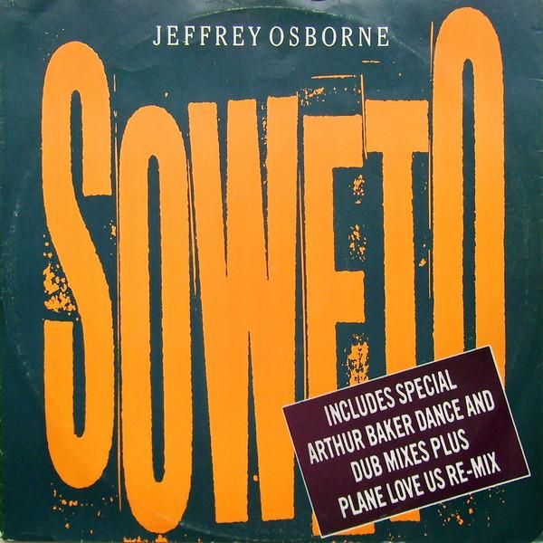Osborne, Jeffrey Soweto Vinyl