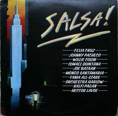 Various Salsa!