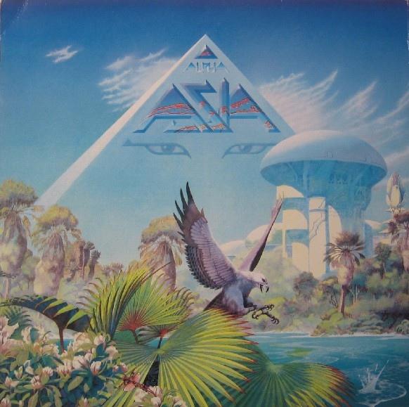 Asia Alpha Vinyl