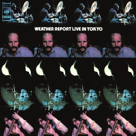 Weather Report Live In Tokyo Vinyl