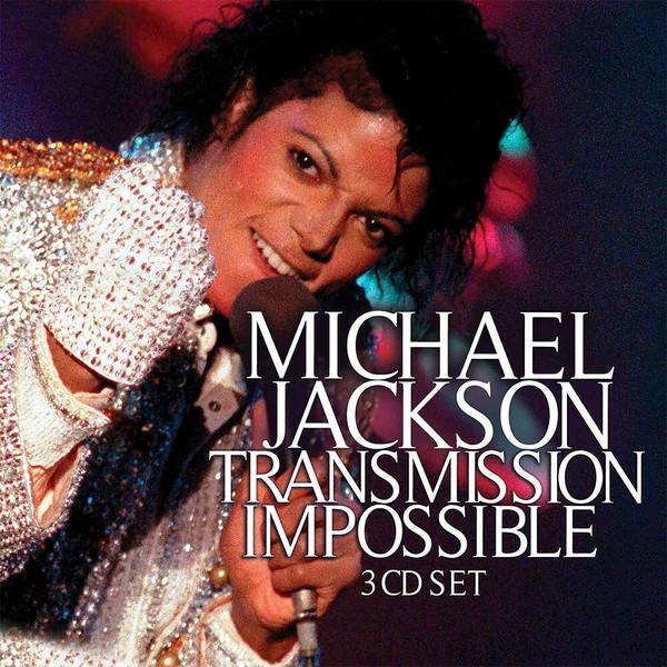 Michael Jackson Transmission Impossible Vinyl