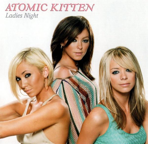 Atomic Kitten Ladies Night CD