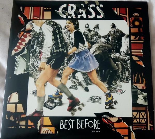 Crass Best Before...1984  Vinyl