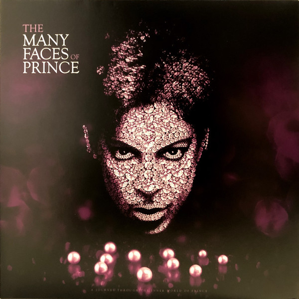 Various The Many Faces Of Prince (A Journey Through The Inner World Of Prince) Vinyl