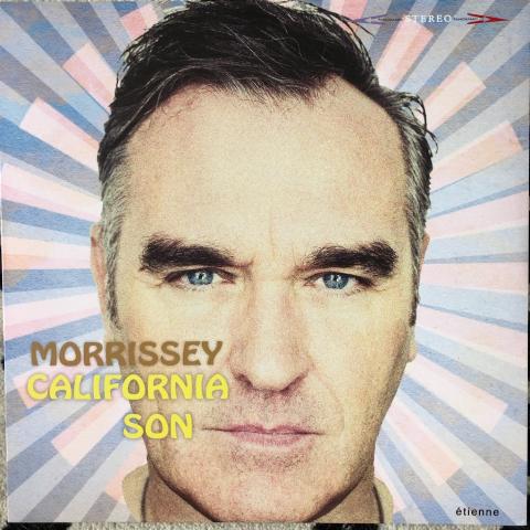 Morrissey California Sun Vinyl