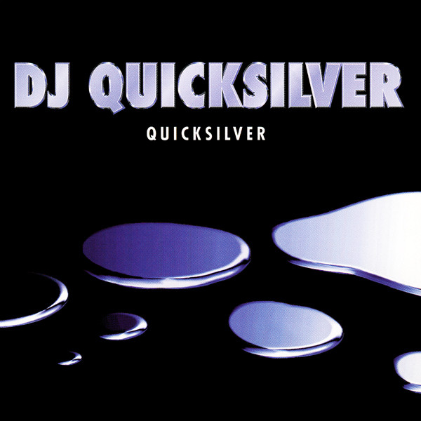 Quicksilver (DJ) Quicksilver Vinyl