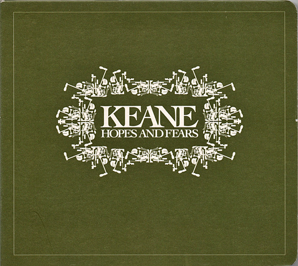 Keane Hopes And Fears CD
