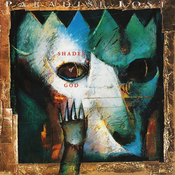 Paradise Lost Shades Of God CD