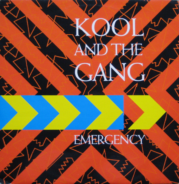 Kool And The Gang Emergency Vinyl