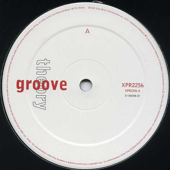 Groove Theory Tell Me (The R&B Mixes) Vinyl