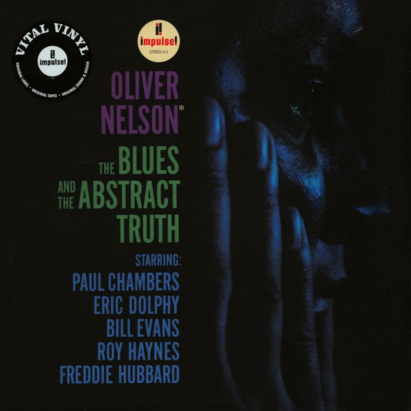 Oliver Nelson The Blues and the Abstract Truth Vinyl