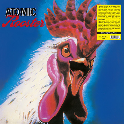 Atomic Rooster Atomic Rooster Vinyl
