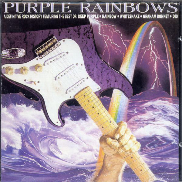 Various Purple Rainbows