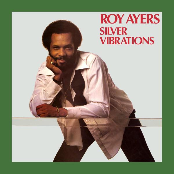 Ayers, Roy Silver Vibrations Vinyl