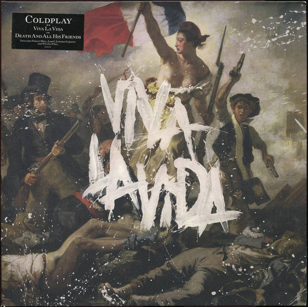 Coldplay Viva La Vida Vinyl