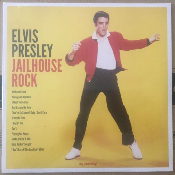 Elvis Presley Jailhouse Rock Vinyl