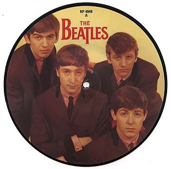 Beatles, The Love Me Do / P.S. I Love You