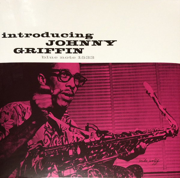 Johnny Griffin Introducing Johnny Griffin Vinyl