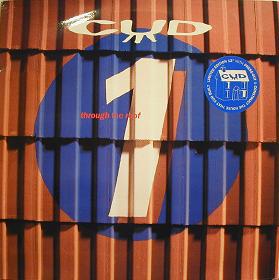 Cud Through The Roof Vinyl
